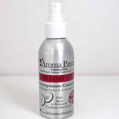 Dog Coat Spray - Pomegranate Cucumber