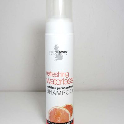 Refreshing Waterless Shampoo