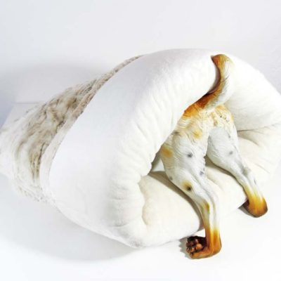 Original Creamy Cozy Burrow Bed