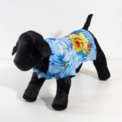 Original Hawaiian Shirt Blue