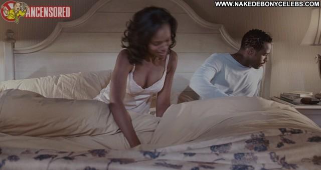 Kerry Washington Little Man Brunette Celebrity Sensual Ebony Posing