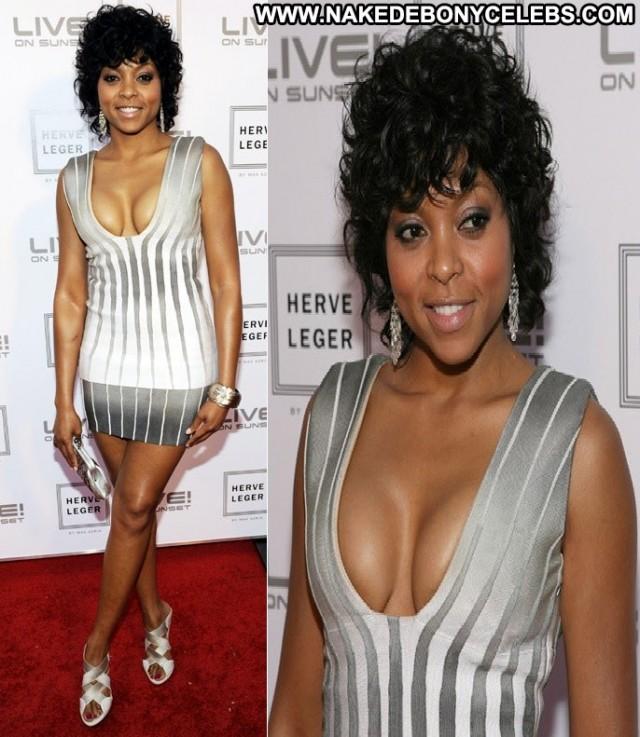 Taraji P Henson Miscellaneous Ebony Doll Celebrity Nice Medium Tits