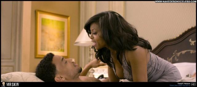 Taraji P Henson Think Like A Man Posing Hot Stunning Celebrity Ebony