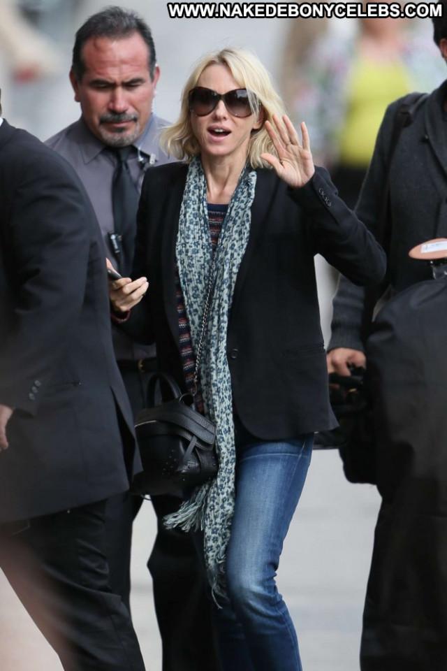 Naomi Watts Jimmy Kimmel Live Babe Paparazzi Celebrity Hollywood Live