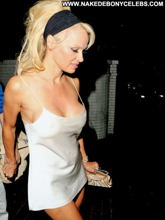 Pamela Anderson West Hollywood West Hollywood Celebrity Hollywood