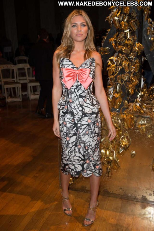 Abbey Clancy Posing Hot Beautiful Celebrity Babe Paparazzi London Hot