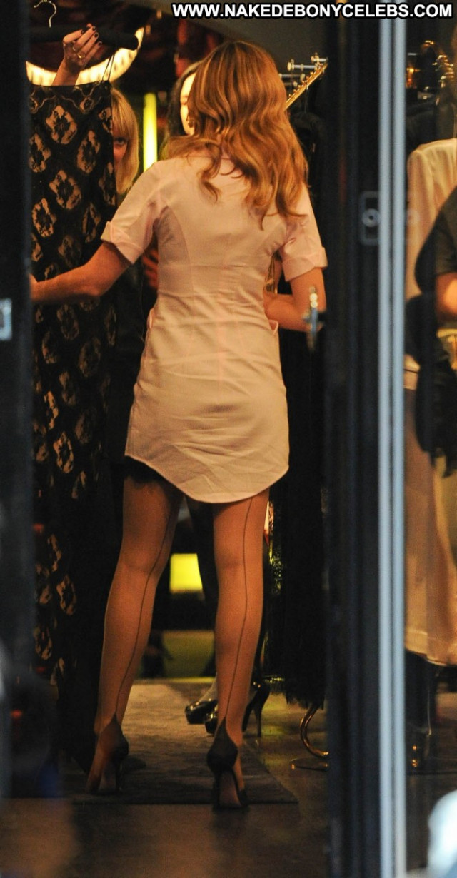 Abigail Clancy Posing Hot Babe Paparazzi Celebrity London Beautiful