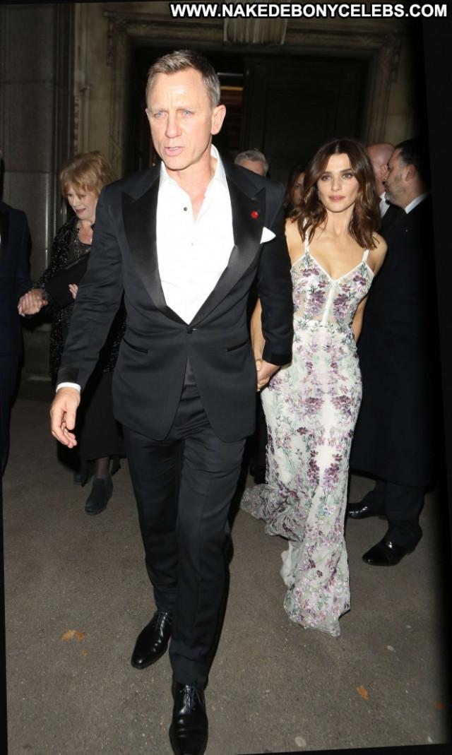 Rachel Weisz Beautiful Babe Celebrity Posing Hot Party London
