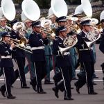 Combined military band