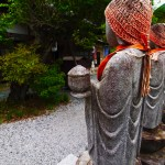 Kṣitigarbha (or in Japanese, Jizo)