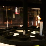 Candle for ancestors