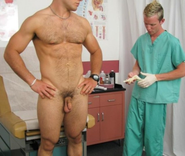 Coach Gets A Blowjob During Physicals