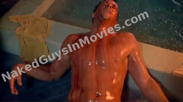 Craig Parker in Spartacus Vengeance  naked guys in movies