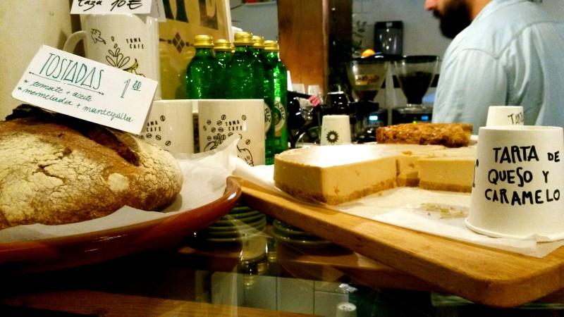 Toma Café: fuel up, feel hip - Naked MadridNaked Madrid