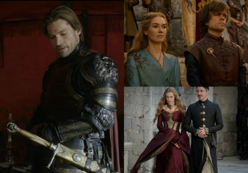 Lannisters Collage