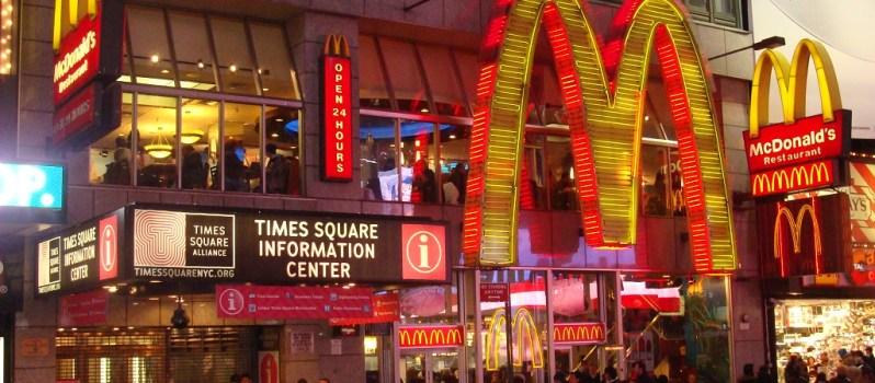 McDonalds US