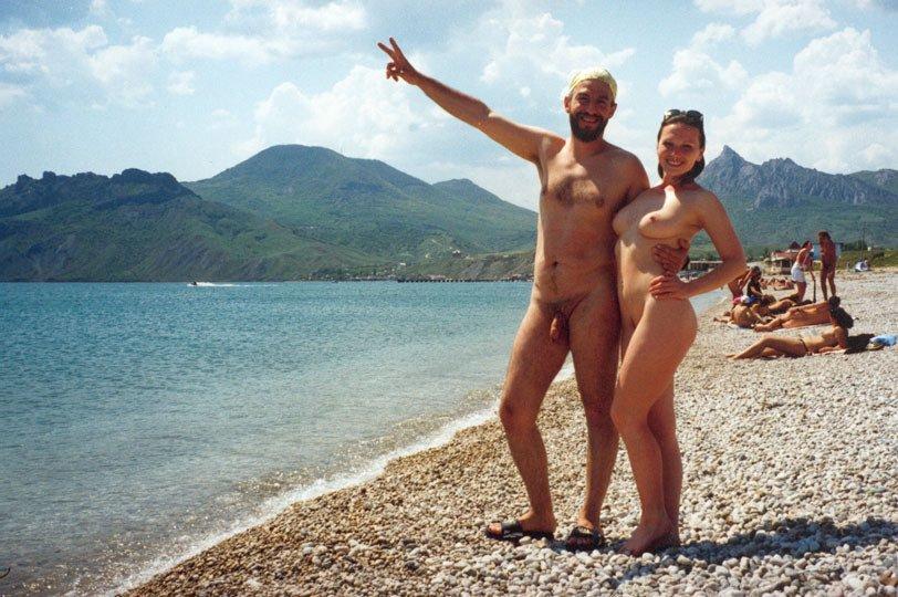 фото ню с нудистских пляжей черного моря
