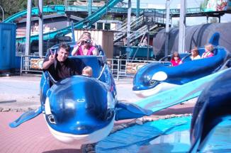 Orca Fahrgeschäft