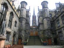 Stadtbesichtigung in Edinburgh