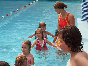 Kinderschwimmkurs DLRG Aurich
