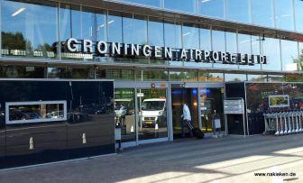 Flughafen Eelde Groningen