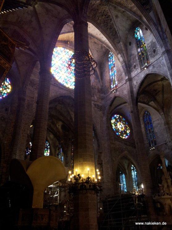 Licht der Kathedrale