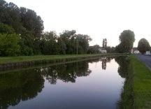 Am Kanal der Saine