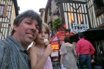 Jürgen mit Tochter