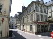 Seitenstraße in Troyes