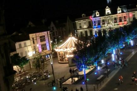 Troyes Marktplatz