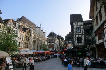 Troyes am Wochenende