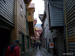 Historische Holzhäuser
