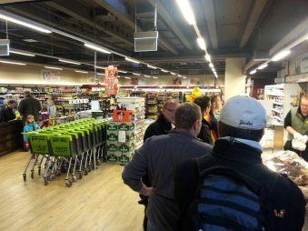 CenterParcs Supermarkt