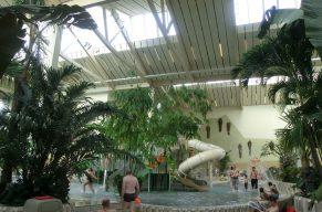 Centerparc Bostalsee Schwimmbecken