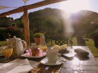 Frühstück in Valldemossa