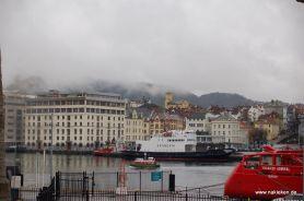 Hafenanlage in Bergen