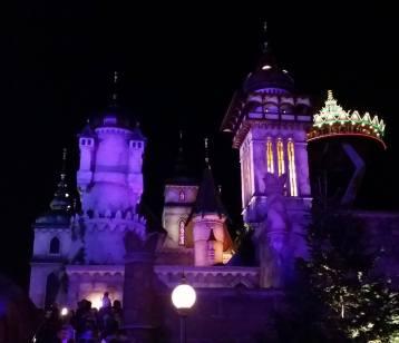 Schloss und Pagode