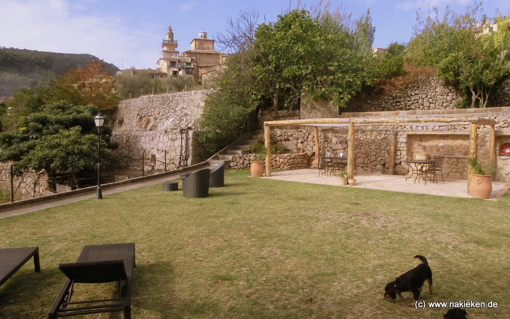 Der Garten von Son Escanelles