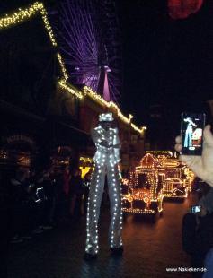 Winterparade Slagharen