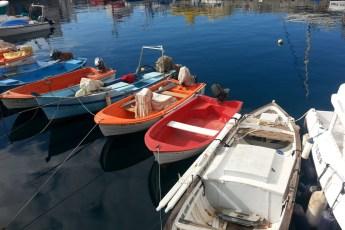Puerto de Mogan: Am Hafen