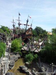 Captain Hook Segelschiff