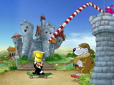 Rechnen in der Burg
