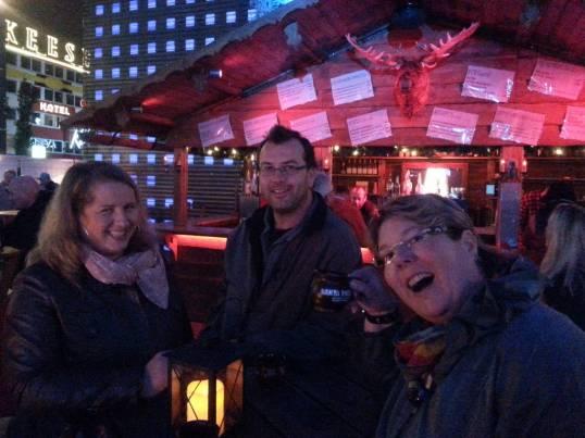 St Pauli Weihnachsmarkt