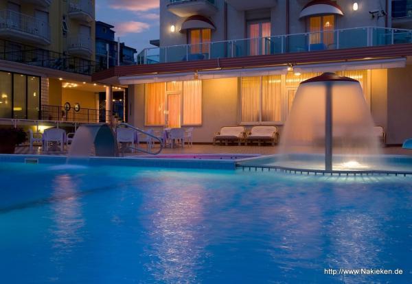 Hotel Mirafiori Swimmingpool