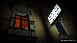 Hotel in Venedig