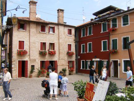 Caorle Altstadt