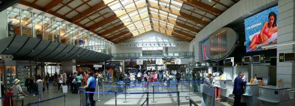 Flughafenhalle Venedig Macro Polo