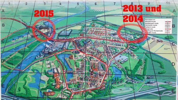 Neuschanz Stadtplan