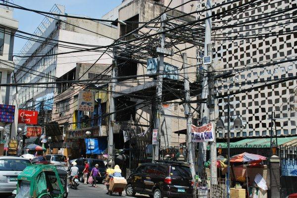 Hauptstadt Manila