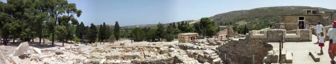 Knossos Panorama